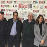 Expertos de Brasil y Costa Rica visitan la FSMCV para conocer su modelo de funcionamiento