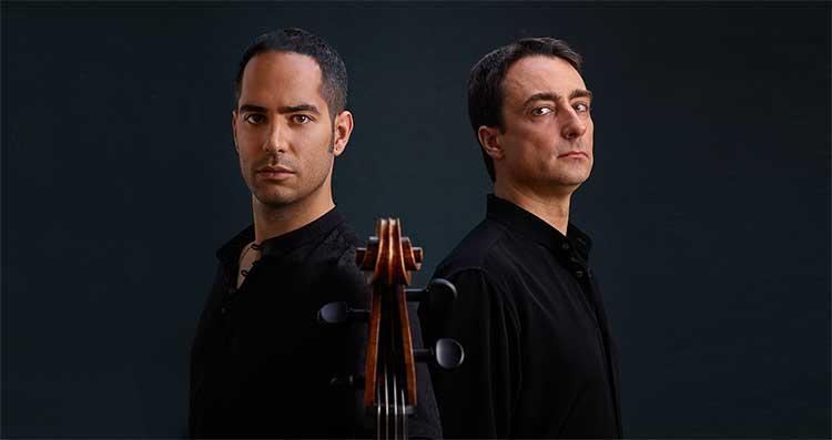 Guillermo Pastrana y Daniel Blanch