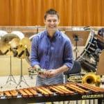La percusión, por José Luís González Sanchis
