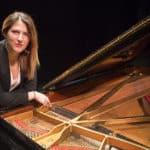 Entrevista a la pianista María Dolores Gaitán con motivo del lanzamiento de su disco Imágenes de España a través de la Danza