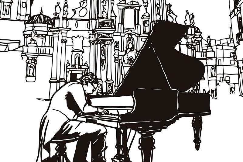Pianos en la Calle 2019 en Murcia