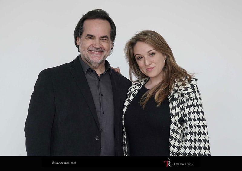 Ruth Iniesta y José Bros