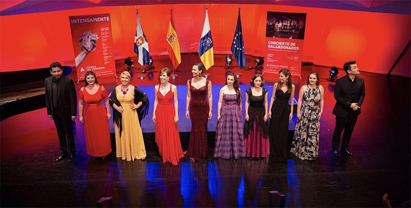 Concurso Opera Tenerife