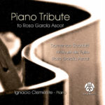 Reseña | Piano Tribute to Rosa García Ascot