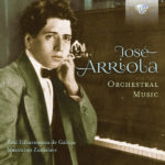 Reseña | José Arriola. Orchestral music
