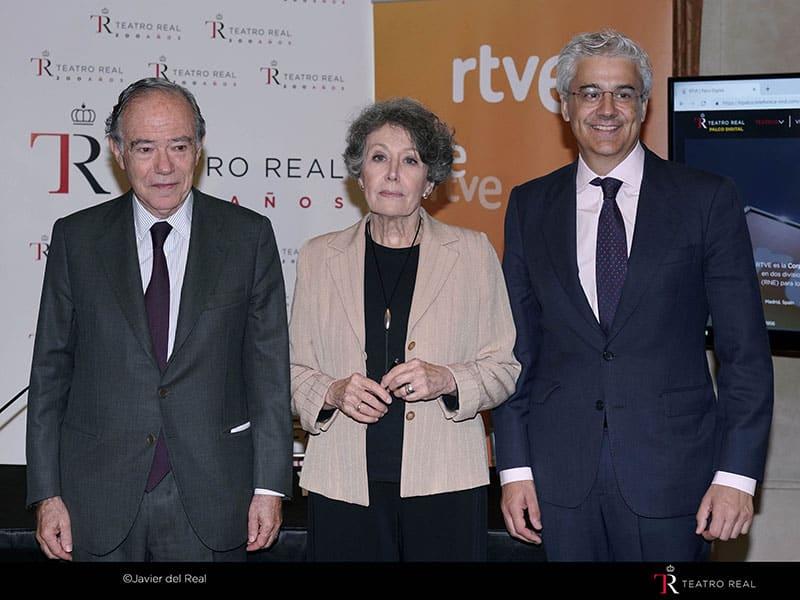 Firma Teatro Real