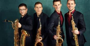 Kebyart Ensemble ante su gira debut en China