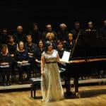 Próximos compromisos de la pianista Raquel del Val