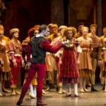 La emisión en directo desde Londres del ballet «Romeo y Julieta» llega a los cines