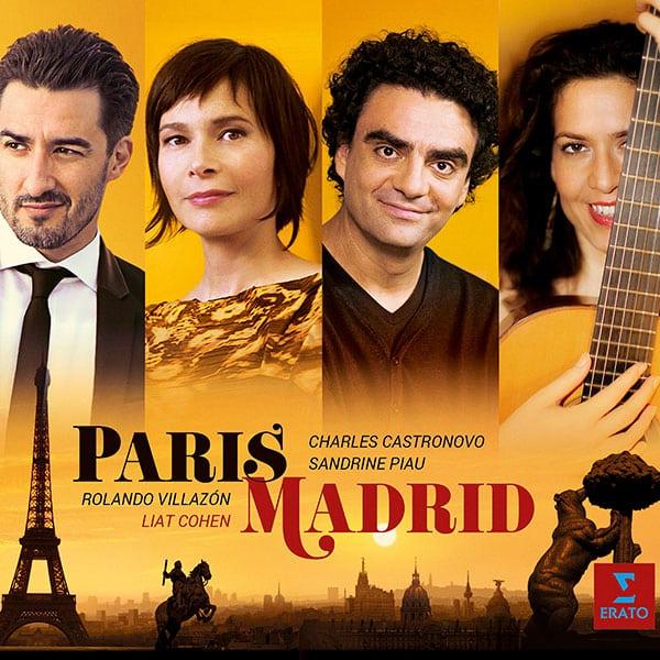 Paris - Madrid
