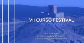 VII Curso-Festival de guitarra Ex Corde