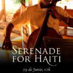 Pase benéfico del documental «Serenade for Haiti» de la Asociación ANPIL