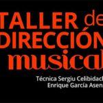 Taller de Dirección Musical a cargo de la Orquesta Filarmonía Granada