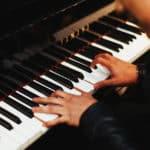 Segundo Piano Yamaha