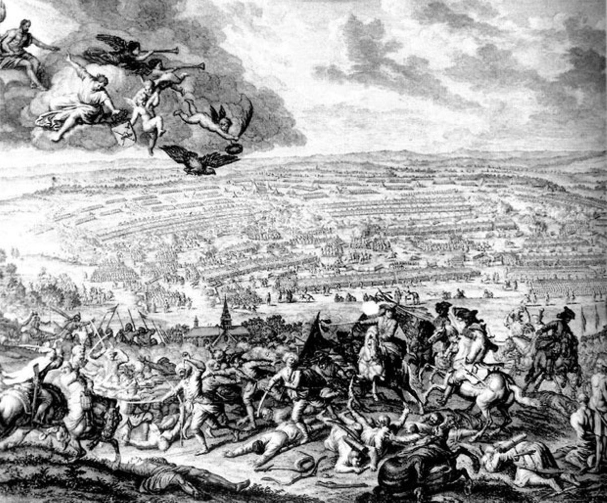 Batalla en Petrovaradin, 5 de agosto de 1716