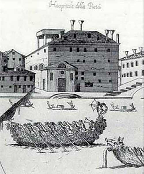 Hospicio de la Piedad de Venecia