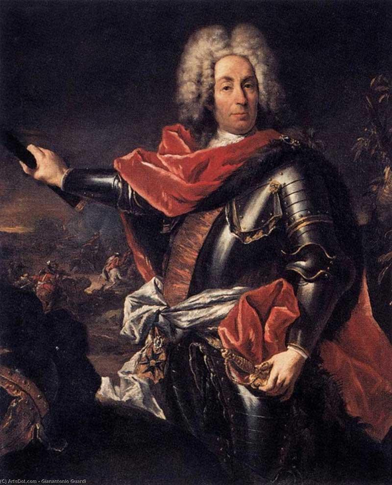 Johann Matthias von der Schulemburg