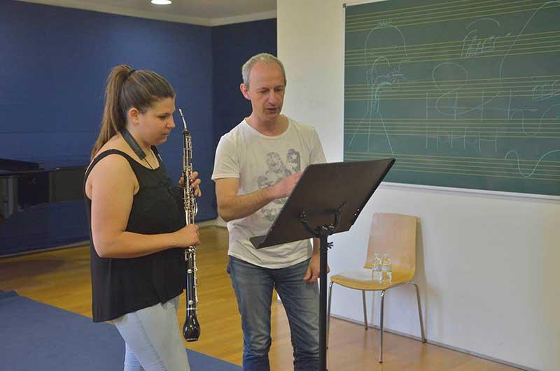 Curso Avanzado de Especialización Orquestal