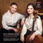 Reseña | Felix Mendelssohn. Piano & Cello Works on period instruments