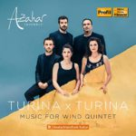 Reseña | Turina x Turina. Music for wind quintet