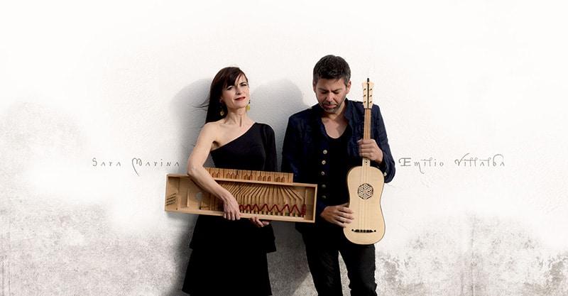 Emilio Villalba y Sara Marina