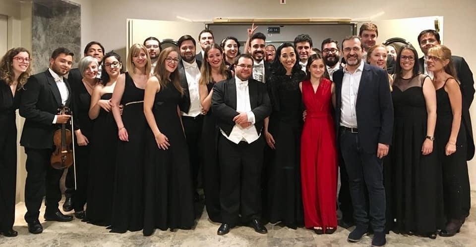 Gran acogida del estreno absoluto del Concierto indálico para acordeón de Alejandro Vivas