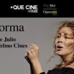 Norma, de Bellini, en +QUE CINE de YELMO CINES, desde la Metropolitan Opera (MET). Sorteamos 2 entradas dobles