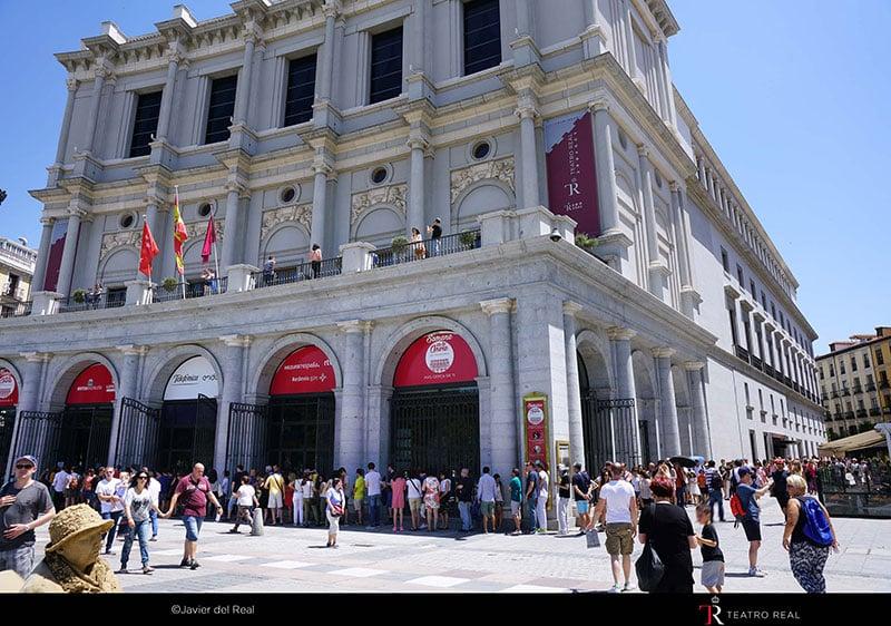 Teatro Real Puertas Abiertas