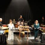 Amores Grup de Percussió presenta disco en el Festival de Verano de San Lorenzo de El Escorial