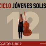 XII Ciclo Jóvenes Solistas del Ayuntamiento de Murcia