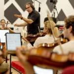 La Orquesta Filarmonía de Madrid colabora con los estudiantes de composición de la UNIR