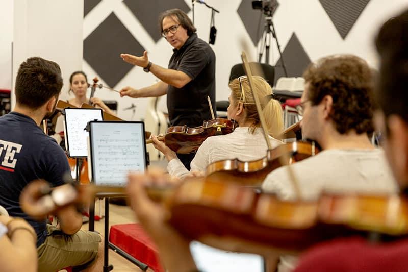 Orquesta Filarmonía
