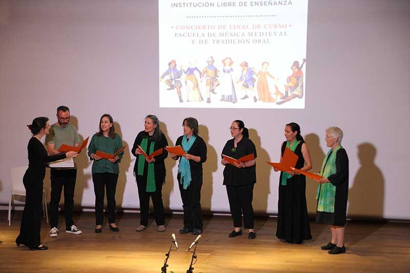 Escuela de Música Medieval