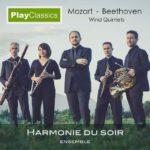 Reseña   Mozart – Beethoven Wind Quintets