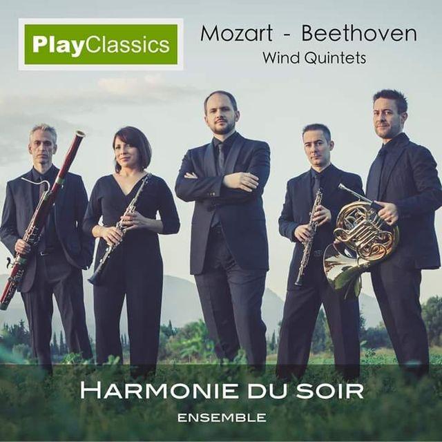 Reseña | Mozart – Beethoven Wind Quintets