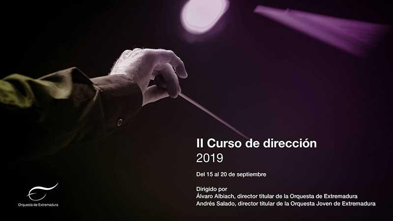 Orquesta de Extremadura Direccion
