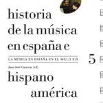 Historia de la música en España e Hispanoamérica