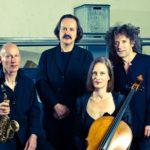 El Tarkovsky Quartet inaugura el ciclo Fronteras