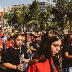 La FSMCV reune a más de mil alumnos en la I Trobada d'Escoles de Música Ciutat de València