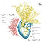 Reseña | Contrasts – Trío Musicalis