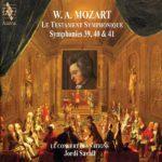 Reseña | W. A. MOZART. Le Testament Symphonique. Symphonies 39, 40 & 41