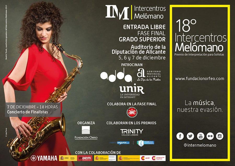 Intercentros Melómano 2019