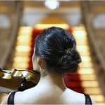 Rebeca Nuez Suarez, primera española en protagonizar un vídeo de música clásica en Vevo