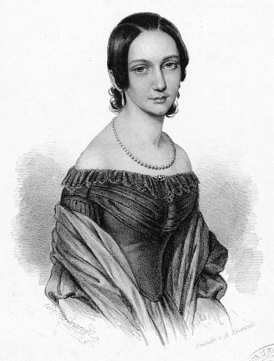 Clara Schuamnn