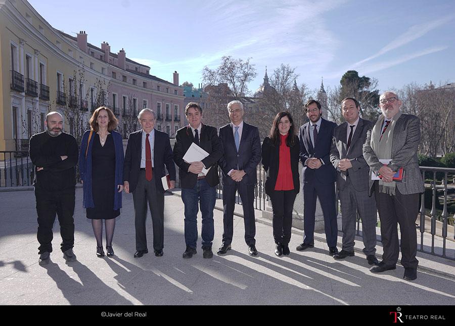 Instituto Cervantes y el Teatro Real
