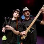 Concierto para Kacharros y Orquesta, reciclaje, música y diversión con la OFGC
