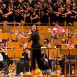 La Orquesta Metropolitana de Madrid y el Coro Talía llenan de juguetes el Auditorio Nacional