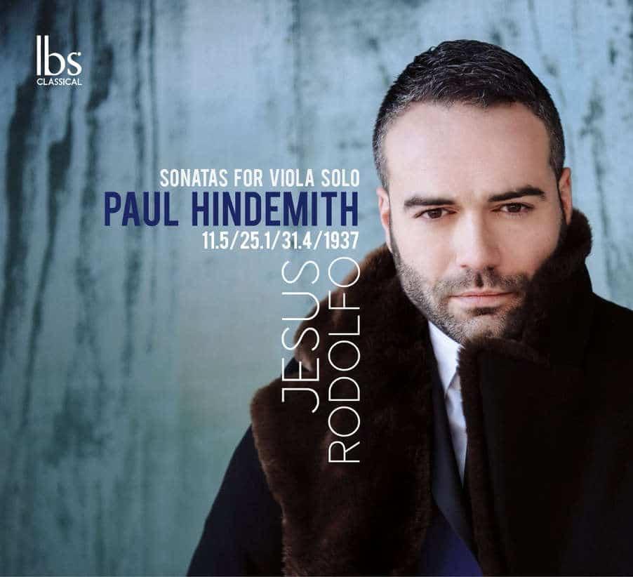 Paul Hindemith, Sonatas for viola solo