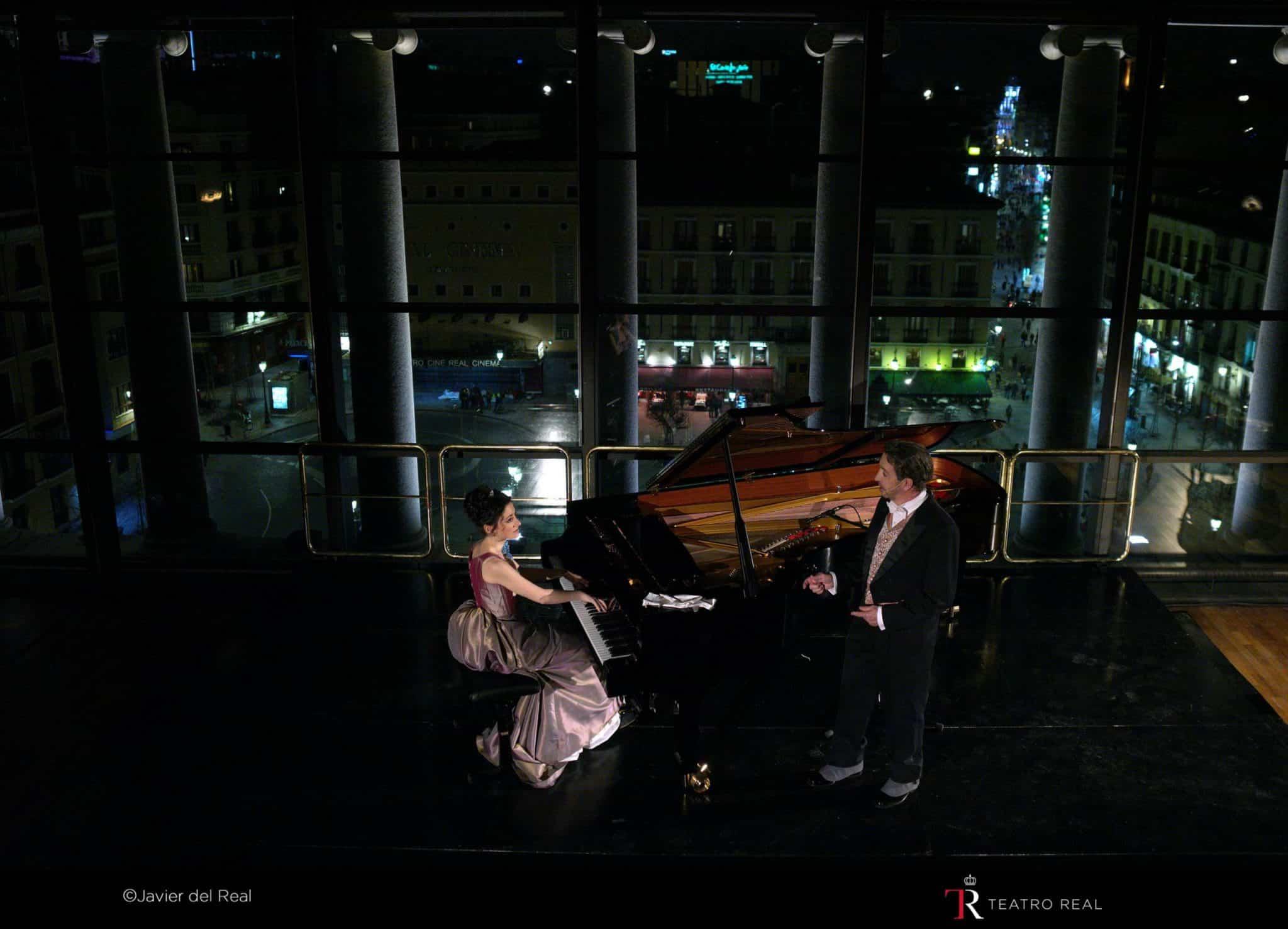El Real Junior esconde... un 'piano de otros mundos'
