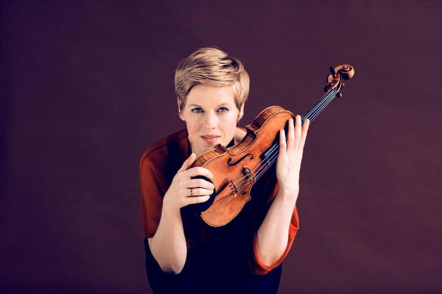 Isabelle Faust y la Akademie Für Alte Musik Berlin interpretan a Bach